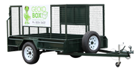 Geckobox Trailer Hire Adelaide
